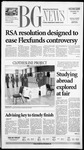 The BG News October 15, 2003