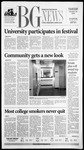 The BG News October 16, 2003