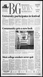 The BG News October 16, 2003