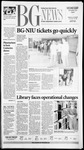 The BG News October 22, 2003