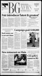 The BG News October 23, 2003