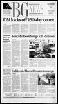 The BG News October 29, 2003