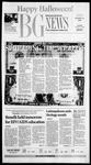 The BG News October 31, 2003