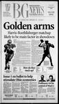 The BG News November 4, 2003