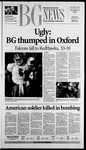 The BG News November 5, 2003