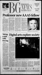 The BG News November 6, 2003