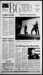 The BG News November 10, 2003