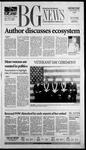 The BG News November 12, 2003