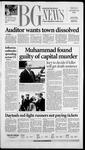 The BG News November 18, 2003