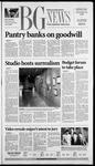 The BG News November 19, 2003