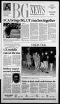 The BG News November 21, 2003