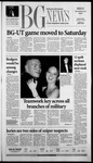 The BG News November 24, 2003