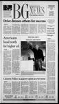 The BG News December 11, 2003