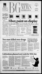 The BG News January 16, 2004
