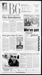 The BG News January 21, 2004