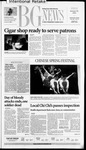 The BG News January 26, 2004