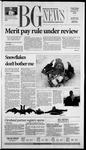 The BG News January 27, 2004