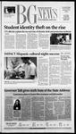 The BG News January 29, 2004