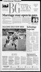 The BG News February 5, 2004