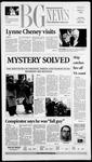 The BG News March 1, 2004