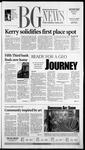 The BG News March 3, 2004