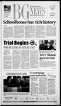 The BG News March 23, 2004