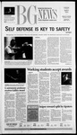 The BG News April 9, 2004