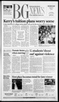 The BG News April 21, 2004