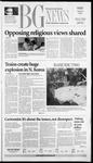 The BG News April 23, 2004
