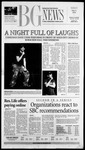 The BG News May 3, 2004