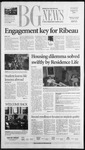The BG News August 23, 2004