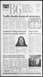 The BG News October 7, 2004