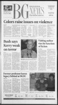 The BG News October 21, 2004