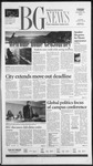 The BG News October 22, 2004