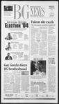 The BG News October 25, 2004