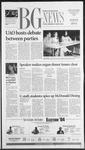 The BG News October 27, 2004