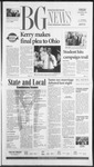 The BG News October 29, 2004