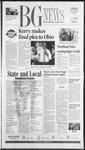 The BG News October 29, 2004
