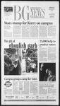 The BG News November 1, 2004