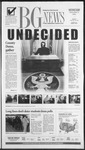 The BG News November 3, 2004
