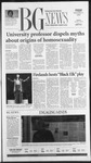 The BG News November 5, 2004