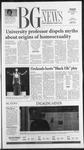 The BG News November 5, 2004