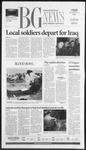 The BG News November 12, 2004