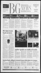 The BG News November 17, 2004