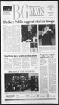 The BG News November 22, 2004
