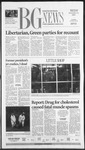 The BG News November 23, 2004