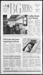 The BG News January 12, 2005