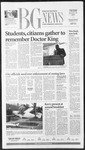 The BG News January 18, 2005