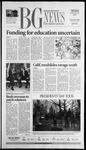 The BG News February 22, 2005