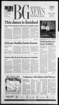 The BG News March 18, 2005